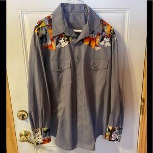 Home Made Western Halloween Shirt